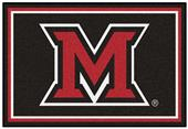 Fan Mats NCAA Miami University (OH) 5'x8' Rug
