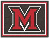 Fan Mats NCAA Miami University (OH) 8'x10' Rug