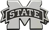 Fan Mats NCAA Mississippi State Vehicle Emblem