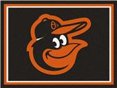 Fan Mats MLB Baltimore Orioles 8'x10' Rug