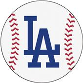 Fan Mats MLB Los Angeles Dodgers Baseball Mat