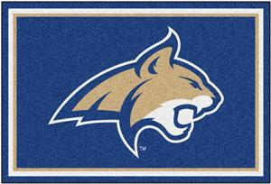 Fan Mats NCAA Montana State University 5'x8' Rug