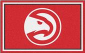 Fan Mats NBA Atlanta Hawks 4'x6' Rug