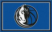 Fan Mats NBA Dallas Mavericks 4'x6' Rug
