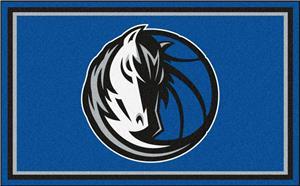Fan Mats NBA Dallas Mavericks 4'x6' Rug