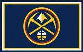 Fan Mats NBA Denver Nuggets 4'x6' Rug