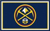 Fan Mats NBA Denver Nuggets 4'x6' Rug