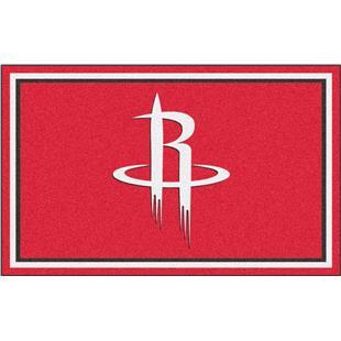 Fan Mats NBA Houston Rockets 4'x6' Rug