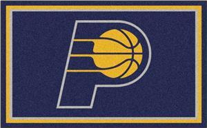 Fan Mats NBA Indiana Pacers 4'x6' Rug
