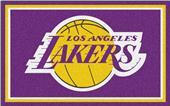 Fan Mats NBA Los Angeles Lakers 4'x6' Rug