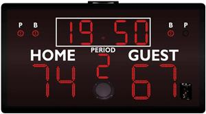 First Team Portable Scoreboard with Controller