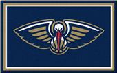 Fan Mats NBA New Orleans Pelicans 4'x6' Rug