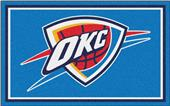 Fan Mats NBA Oklahoma City Thunder 4'x6' Rug