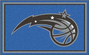 Fan Mats NBA Orlando Magic 4'x6' Rug