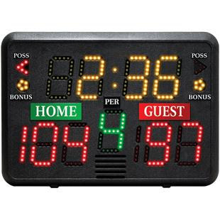First Team Tabletop Portable Scoreboard