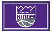 Fan Mats NBA Sacramento Kings 4'x6' Rug