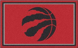 Fan Mats NBA Toronto Raptors 4'x6' Rug