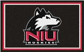 Fan Mats NCAA Northern Illinois 4'x6' Rug