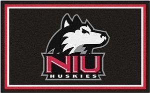Fan Mats NCAA Northern Illinois 4'x6' Rug