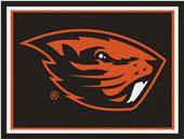Fan Mats NCAA Oregon State University 8'x10' Rug