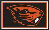 Fan Mats NCAA Oregon State University 4'x6' Rug