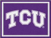 Fan Mats NCAA Texas Christian Univ. 8'x10' Rug