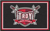 Fan Mats NCAA Troy University 4'x6' Rug