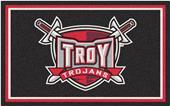 Fan Mats NCAA Troy University 4'x6' Rug