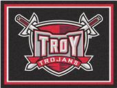 Fan Mats NCAA Troy University 8'x10' Rug