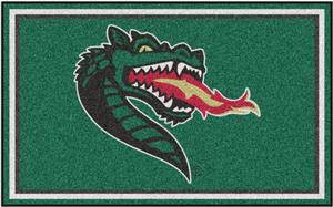 Fan Mats NCAA UAB 4'x6' Rug
