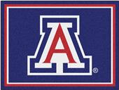 Fan Mats NCAA University of Arizona 8'x10' Rug
