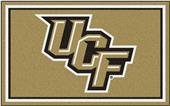 Fan Mats NCAA Central Florida 4'x6' Rug