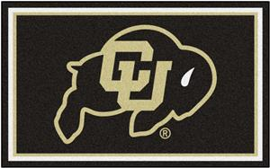 Fan Mats NCAA University of Colorado 4'x6' Rug