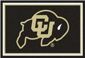Fan Mats NCAA University of Colorado 5'x8' Rug