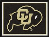 Fan Mats NCAA University of Colorado 8'x10' Rug