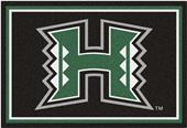 Fan Mats NCAA University of Hawaii 5'x8' Rug