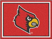 Fan Mats NCAA University of Louisville 8'x10' Rug