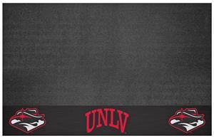 Fan Mats NCAA UNLV Grill Mat