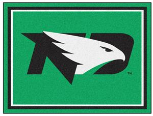 Fan Mats NCAA Univ. of North Dakota 8'x10' Rug