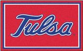 Fan Mats NCAA University of Tulsa 4'x6' Rug