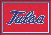 Fan Mats NCAA University of Tulsa 5'x8' Rug