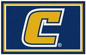 Fan Mats NCAA Tennessee Chattanooga 4'x6' Rug
