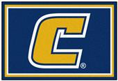 Fan Mats NCAA Tennessee Chattanooga 5'x8' Rug