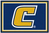 Fan Mats NCAA Tennessee Chattanooga 5'x8' Rug