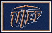 Fan Mats NCAA UTEP 4'x6' Rug