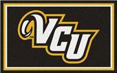 Fan Mats NCAA Virginia Commonwealth 4'x6' Rug