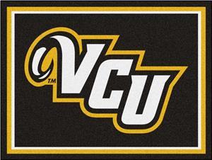 Fan Mats NCAA Virginia Commonwealth 8'x10' Rug