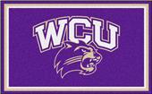 Fan Mats NCAA Western Carolina Univ. 4'x6' Rug