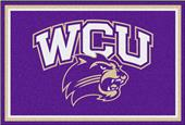 Fan Mats NCAA Western Carolina Univ. 5'x8' Rug