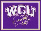 Fan Mats NCAA Western Carolina Univ. 8'x10' Rug